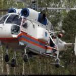 В Уральске тушить пожары будут новым вертолётом