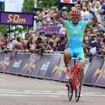 Олимпийский чемпион, Александр Винокуров продал свой велосипед за $243 тыс