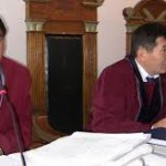 Полицейские, вымогавшие деньги с применением силы  были осуждены  Таразским городским судом