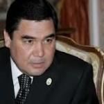 Глава Туркмении сделал выговор  председателю государственной службы морского и речного транспорта