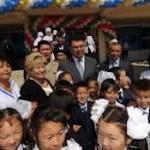 В Астане открылись четыре новые школы