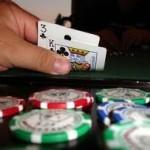 В подпольном казино можно занять деньги
