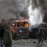 Во время теракта в Кабуле пострадал гражданин Киргизии