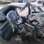 Виновный в ДТП, котором пострадали одиннадцать автомобилей, задержан