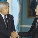 Клинтон  и глава МИД Казахстана обсудили основные направления сотрудничества