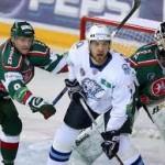 Разгромная победа новокузнецкого «Металлурга» над «Барысом»