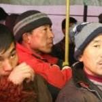 В Актюбинской области задержан автобус с узбекскими гастарбайтерами