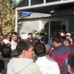 Забастовка рабочих  ТОО «Мунай Филд Сервис»