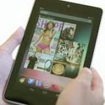 Планшеты Nexus 7 продаются со скоростью 1 млн в месяц