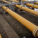 Проект  газопровода Карталы-Астана