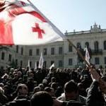 Президентские выборы в Грузии назначены на октябрь 2013 года