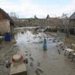 В Южном Казахстане прошли сильные ливни