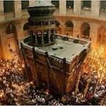 В Иерусалиме может закрыться Храм гроба Господня