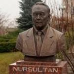 В Гагаузской автономии установили бюст Назарбаева