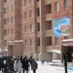 В Талдыкоргане построен многоэтажный дом для пограничников