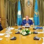 Назарбаев намерен провести реформу погранслужбы КНБ