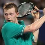 Голубев поднялся на две строчки в рейтинге ATP