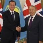 В Казахстан приедет с официальным визитом премьер-министр Великобритании Кэмерон