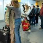 Туристы вернулись из Турции на родину