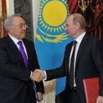 Россией ратифицирован протокол, продлевающий на 10 лет договор о дружбе с Казахстаном