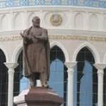 В Ташкенте открылся памятник Абаю