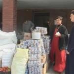 При распределении помощи в ЮКО  были допущены нарушения