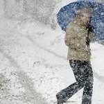 В шести областях Казахстана  объявлено штормовое предупреждение