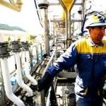 Уменьшился экспорт нефти  из Казахстана