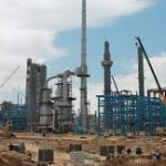 До конца года планируется завершить строительство заводов «Каспий битум» и «Каспий цемент».