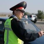 В Астане в этом году были задержаны более 2,6 тыс нетрезвых водителей