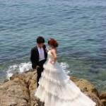 На время праздника Весны в Китае приходится большое количество свадеб