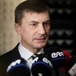 Премьер-министр Эстонии уходит в отставку