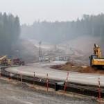 Причиной подтопления села на юге Казахстана стали упущения при строительстве автотрассы