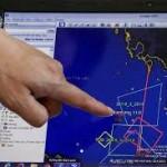 Известны спутниковые данные о маршруте пропавшего Boeing