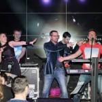В Новосибирске дала концерт группа «Дискотека Авария» в новом составе