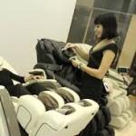 Необычное кресло для массажа Us Medica Cardio