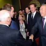Назарбаев побывал на премьерной демонстрации балета «Алем»