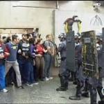 Работники метро в Сан-Паулу бастуют