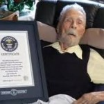 Умер самый престарелый мужчина на Земле