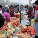 В столице прошла ярмарка продукции животноводства