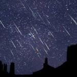 Метеоритные дожди ожидаются в ближайшее время