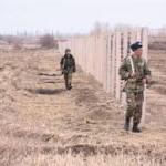 Новая погранзастава на границе с Узбекистаном