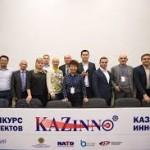 Лучший проект в области машиностроения на конкурсе инновационных проектов Казахстана
