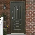 Характеристики входной двери из стали