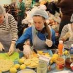 На ярмарке в Астане было представлено около 900 тонн продукции