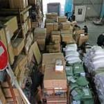 Казахстан заполонили контрафактные товары