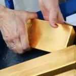 Увеличилось производство золота