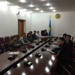 Совещание Регионального Совета палаты предпринимателей Акмолинской области