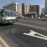В Астане появились выделенные полосы для общественного транспорта