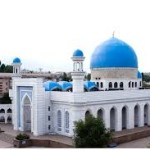 Достопримечательности РК: Центральная мечеть Алматы